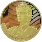 Australia 1 Dollar Queen Elizabeth II 2006 Proof KM# 844a HER MAJESTRY QUEEN ELIZABETH II 1 OZ 999 SILVER coin reverse