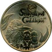 Australia 1 Dollar Snugglepot & Cuddlepie 2015 SNUGGLEPOT & CUDDLEPIE coin reverse