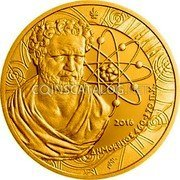 Greece 200 Euro 2016 Proof KM# 288 Euro Coinage coin obverse