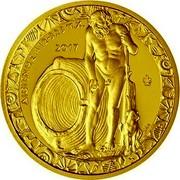 Greece 200 Euro Diogenes 2017 Proof ΔΙΟΓΕΝΗΣ 412-323 π.χ. 2017 coin reverse