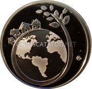 Greece 6 Euro (International Year of Sustainable Tourism for Development)  coin obverse
