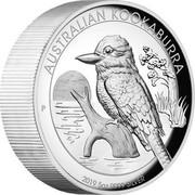 Australia 8 Dollars Kookaburra 2019 AYSTRALIAN KOOKABURRA coin reverse