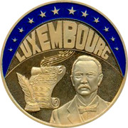 Luxembourg ECU 1999 UNC Standard Coinage LUXEMBOURG coin obverse