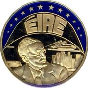 Ireland ECU Eire 1994 UNC ÉIRE coin obverse