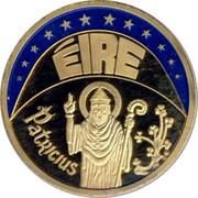 Ireland ECU Patricius 1993 UNC ÉIRE PATRICIUS coin obverse