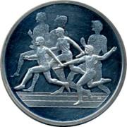 Greece 10 Euro Summer Olympics 2004 - Running 2004 Proof  coin reverse