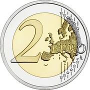 Finland 2 Euro Vaino Linna 2020 2 EURO LL coin obverse