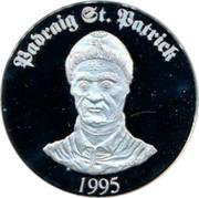 Ireland 20 ECU St. Patrick 1995 1995 PADRAIG ST PATRICK coin obverse