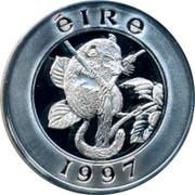 Ireland 25 Euro 1997 Republic ÉIRE 1997 coin obverse