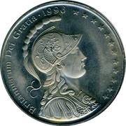UK 25 Euro Lord Nelson 1996 UNC BRITANNIARUM DEI GRATIA 1996 coin obverse