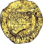 UK 1/2 Crown James VI ND KM# 21 TVEATVR VNITA DEVS coin reverse