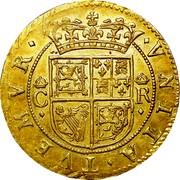 UK 1/2 Unit ND KM# 54 Scotland VNITA TVEMVR coin reverse