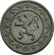 Belgium 10 Centimes KM# 81 Decimal Coinage coin obverse
