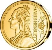 Belgium 12,5 Euro Marie Henriette of Austria 2017 MARIE HENRIETTE 20 17 coin obverse