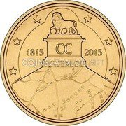 Belgium 2 1/2 Euro 2015 KM# 347 European Union Issues coin obverse