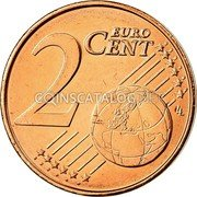 Belgium 2 Euro Cent 2002 Sets only KM# 225 European Union Issues coin reverse