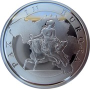 Belgium 20 Euro 70 Years of Peace in Europe 2015 Proof KM# 350 PAX IN EUROPA coin reverse