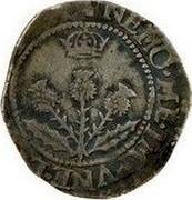 UK 30 Pence 1601 KM# 3 Scotland coin reverse
