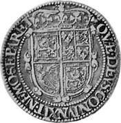 UK 30 Shillings Charles I ND KM# 89 QVÆ DEVS CONIVNXIT NEMO SEPARET coin reverse