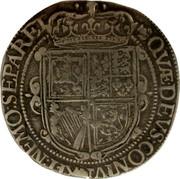 UK 30 Shillings Charles I ND KM# 91 QVÆ DEVS CONIVNXIT NEMO SEPARET coin reverse