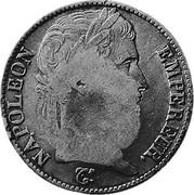 UK 5 Shillings ND KM# CC22 Scotland NAPOLEON EMPEREUB coin reverse