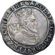 UK 6 Shillings 1632 KM# 44 Scotland coin obverse