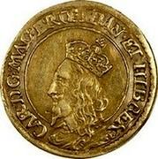 UK Britain 1/2 Crown ND KM# 48 Scotland coin obverse