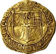 UK Crown ND KM# 24 Scotland HENRICVS ROSAS REGNA IACOBVS coin reverse