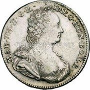Belgium Ducaton 1753 R KM# 8 Standart Coinage coin obverse