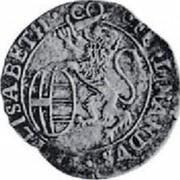 Belgium Escalin 1640 KM# 65 Country Standart Coinage coin obverse