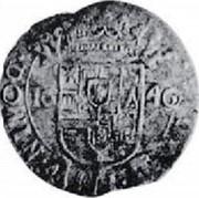 Belgium Escalin 1640 KM# 65 Country Standart Coinage coin reverse