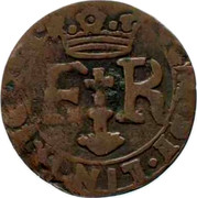 Belgium Liard ND KM# 59 Country Standart Coinage coin reverse