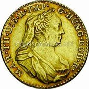 Belgium Souverain D'or 1778 (b) KM# 25 Trade Coinage coin obverse