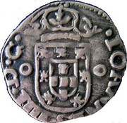 Portugal 20 Reis Joao IV ND KM# 30 .IOANNES IIII. D.G. coin obverse