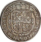 UK 30 Shillings (Charles I (3rd Coinage, 2nd Issue)) KM# 88.2 · QVÆ · DEVS : CONIVNXIT · NEMO · SEPARET · coin reverse