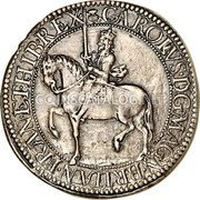 UK 30 Shillings (Charles I (3rd Coinage, 5th Issue)) KM# 88.2a CAROLVS · D : G · MAGN · BRITAN · FRAN · ET · HIB · REX · coin obverse