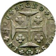 Portugal 400 Reis (Pinto. 480 Reis) 1815 KM# 331 Kingdom Milled coinage coin reverse