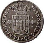 Portugal 60 Reis (3 Vintens) ND KM# 313 Kingdom Milled coinage coin obverse