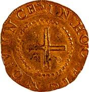 Portugal Cruzado Filipe I ND LB KM# 7 : IN : HOC : SIGNO : VINCES coin reverse