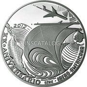 Portugal 10 Euro 2012 Proof KM# 818a Euro coinage coin reverse