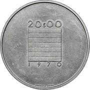 Portugal 20 Escudos (Pattern) 20$00 1970 ENSAIO AMÉRICO GRAV. coin reverse