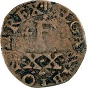 Portugal XX Reis (Vinten) Filipe III Shield without castles ND ALGARBIORVM REX coin reverse