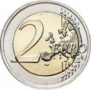 Lithuania 2 Euro Republic 2 EURO LL coin reverse