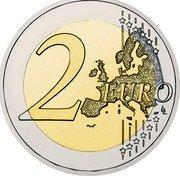Slovenia 2 Euro Arh Plecnik 2022 2 EURO LL coin reverse