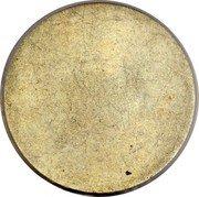 Lithuania 5 Centai (5 Centai Obverse Trial Strike Pattern) KM# TS3 coin reverse