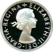 Australia Twenty Cents Masterpieces in Silver - Twentieth Century Monarchs 2000 KM# 498 + ELIZABETH∙II∙DEI∙GRATIA REGINA coin reverse