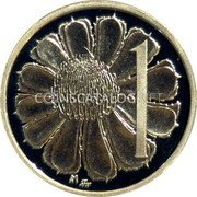 Australia 1 Cent 2009 P Proof KM# 1249 Commonwealth of Australia Decimal coinage 1 coin reverse