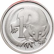 Australia 1 Cent Glider 2006 KM# 62a 1 SD coin reverse