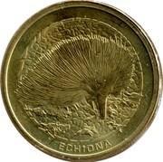 Australia 1 Dollar Echidna 2008 KM# 1169 ECHIDNA P WR coin reverse