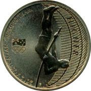 Australia 1 Dollar Higher 2012 KM# 1805 2012 AUSTRALIAN OLYMPIC TEAM HIGHER coin reverse